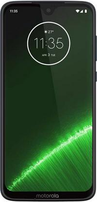 MOTOROLA Moto G7 Plus, Double SIM, 64Go, 4G