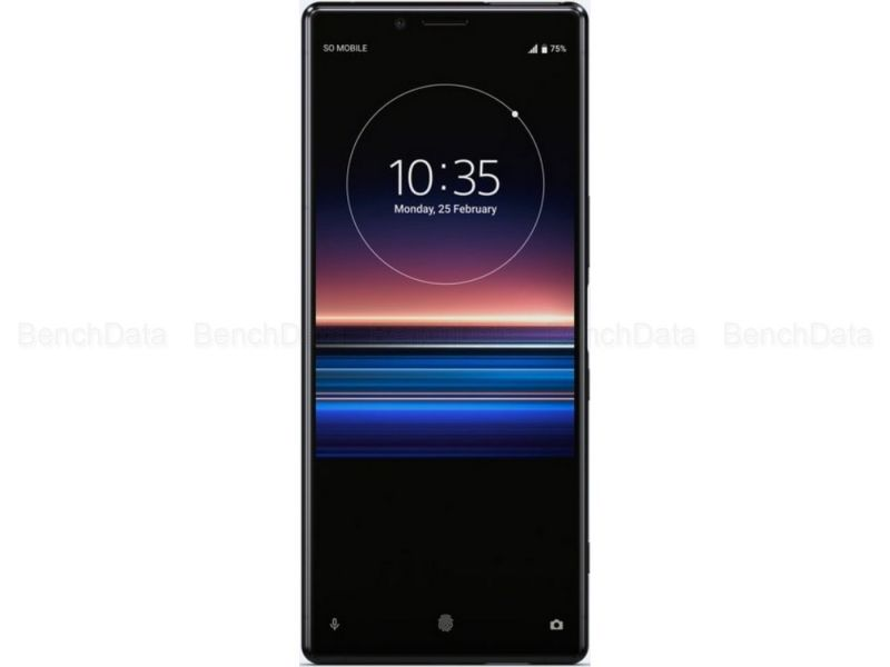 Sony Xperia 1, Double SIM, 64Go, 4G
