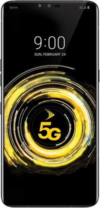 LG V50 ThinQ 5G, Double SIM, 128Go, 4G