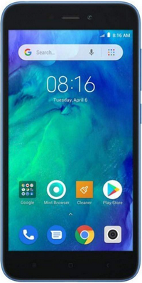 Xiaomi Redmi Go, Double SIM, 8Go, 4G