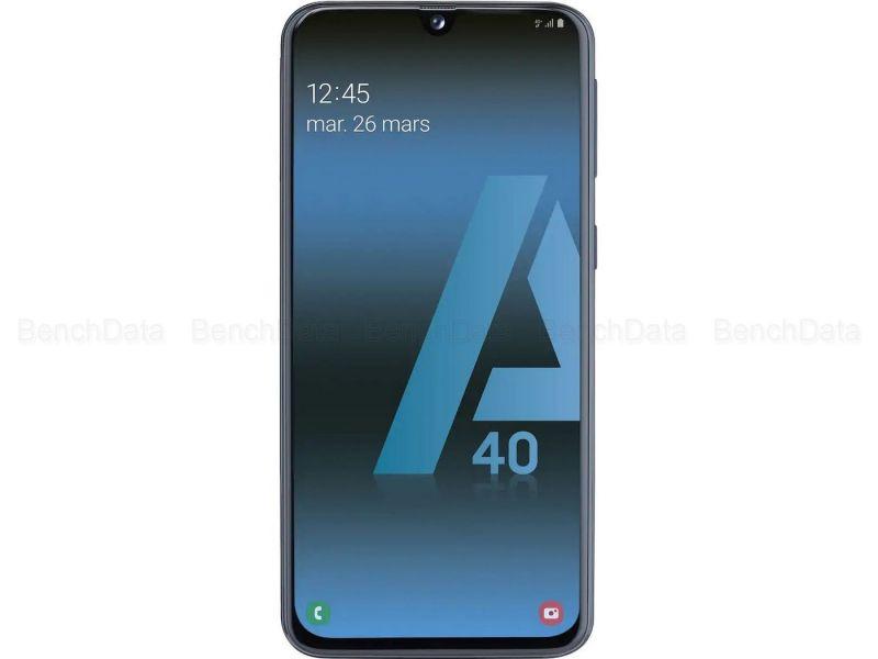SAMSUNG Galaxy A40, Double SIM, 64Go, 4G