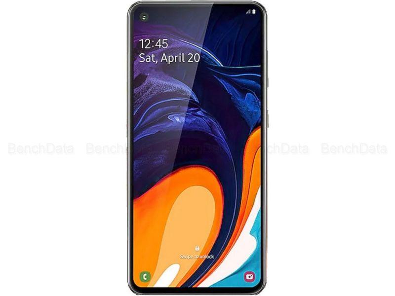 SAMSUNG Galaxy A60, Double SIM, 128Go, 4G