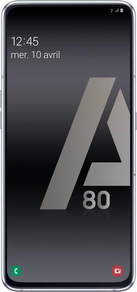 Samsung Galaxy A80, Double SIM, 128Go, 4G