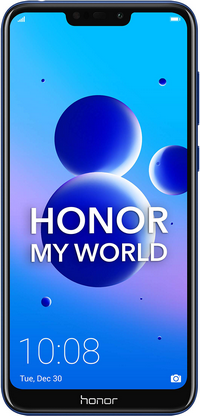 HONOR 8C, Double SIM, 64Go, 4G
