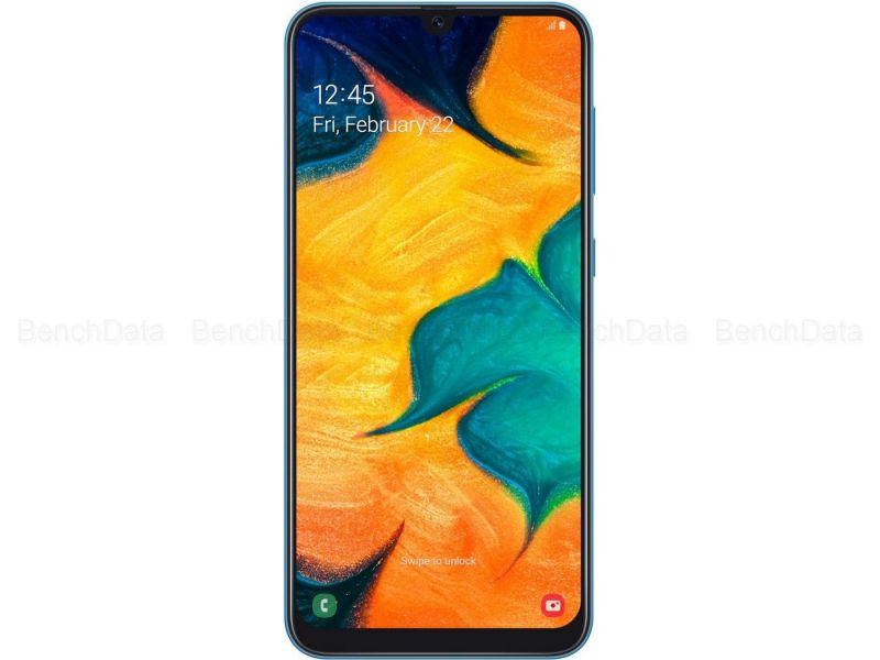 Samsung Galaxy A30, Double SIM, 32Go, 4G