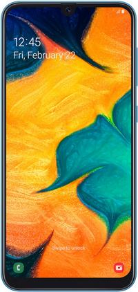 Samsung Galaxy A30, Double SIM, 64Go, 4G