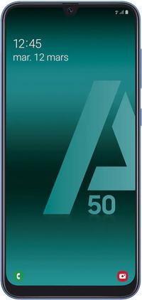 Samsung Galaxy A50, Double SIM, 64Go, 4G