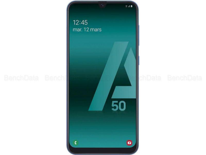 Samsung Galaxy A50, Double SIM, 128Go, 4G