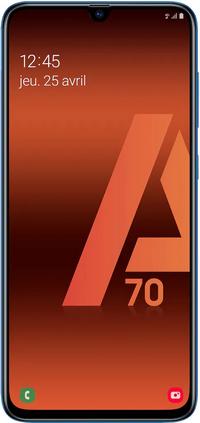 Samsung Galaxy A70, 128Go, 4G