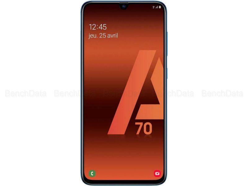 Samsung Galaxy A70, Double SIM, 128Go, 4G