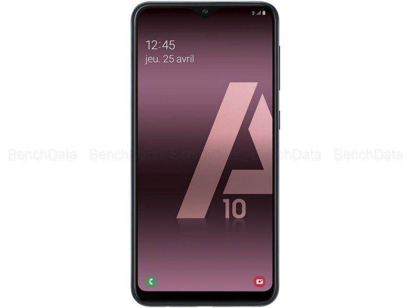 Samsung A10, Double SIM, 32Go, 4G