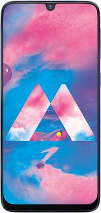 Samsung Galaxy M30, Double SIM, 128Go, 4G