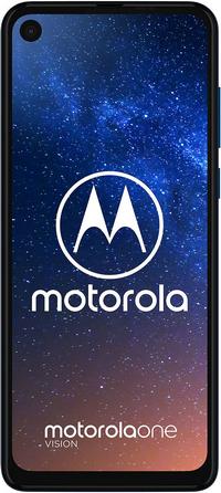 MOTOROLA One Vision, Double SIM, 128Go, 4G