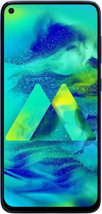 Samsung Galaxy M40, Double SIM, 128Go, 4G