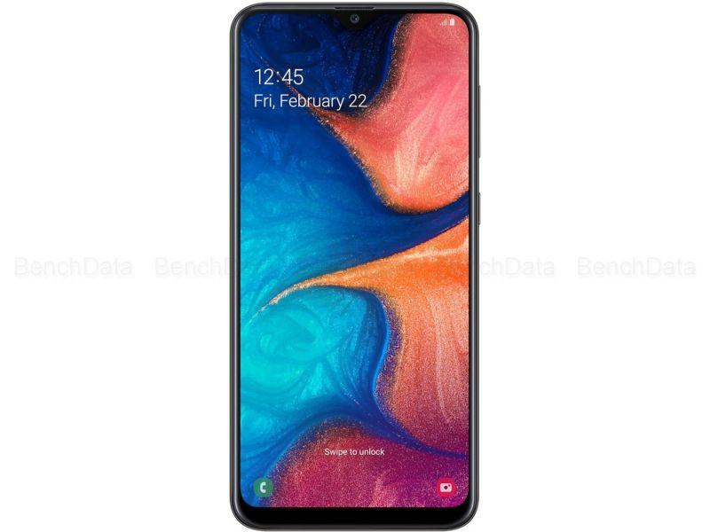 Samsung Galaxy A20, Double SIM, 32Go, 4G