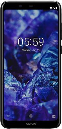 NOKIA 5.1 Plus, Double SIM, 32Go, 4G