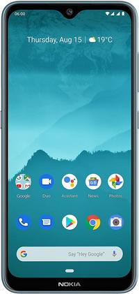 NOKIA 6.2, Double SIM, 128Go, 4G