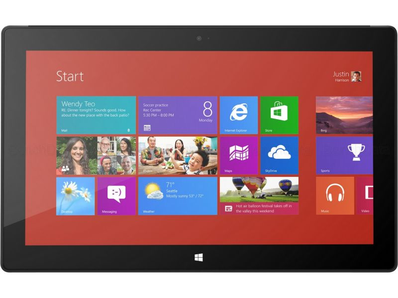 Microsoft Surface Pro, 256Go