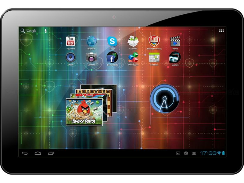 Prestigio MultiPad 4 Ultimate 10.1, 16Go, 3G