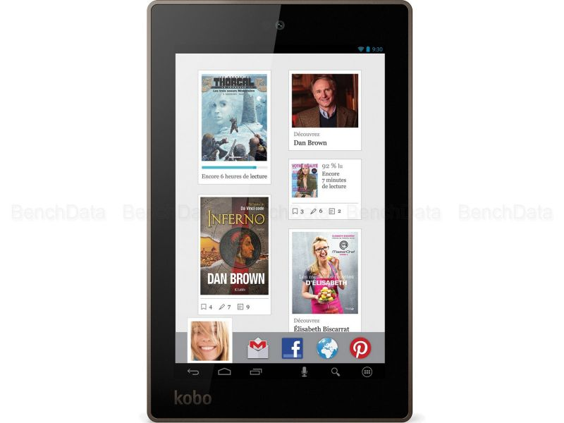 Kobo Arc 7 HD, 32Go