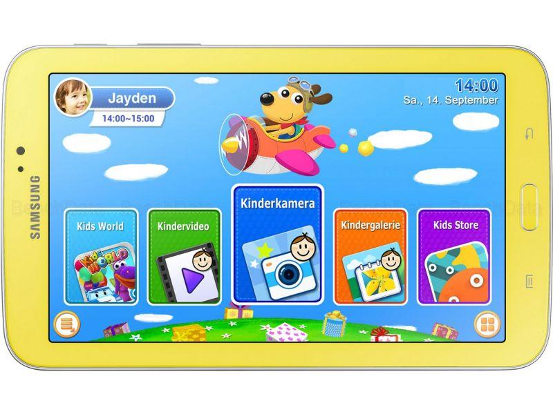 Samsung Galaxy Tab 3 Kids, 8Go