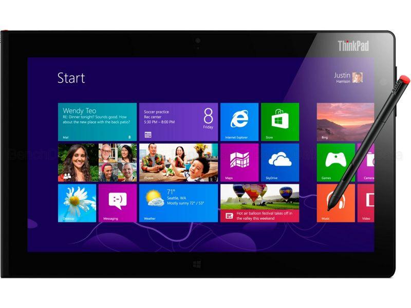 Lenovo ThinkPad Tablet 2, 64Go