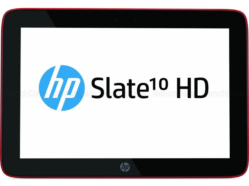 HP Slate 10 HD 3603ef, 16Go, 3G