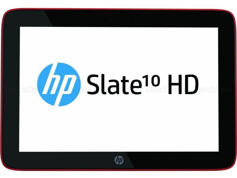 HP Slate 10 HD 3501ef, 16Go