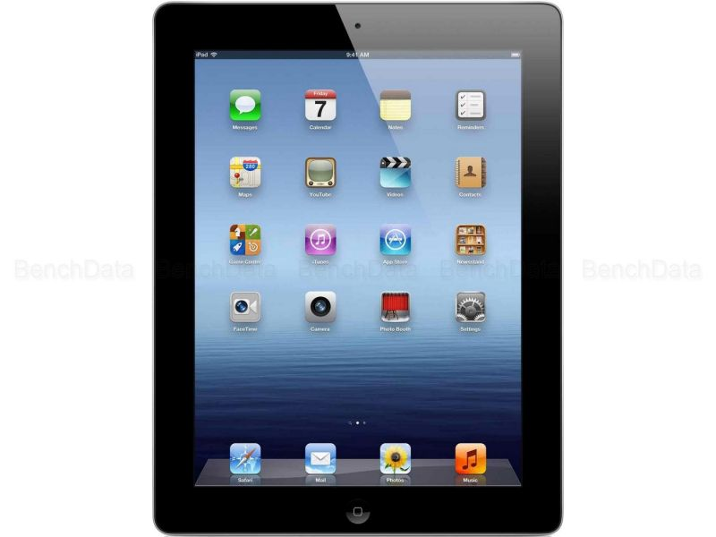 Apple iPad 3 Retina Wi-Fi + Cellular, 64Go, 4G