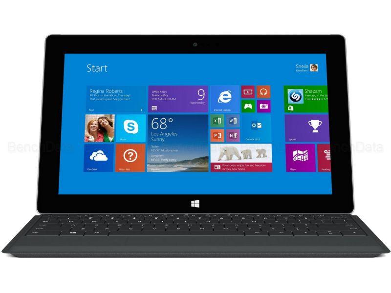 Microsoft Surface 2, 64Go