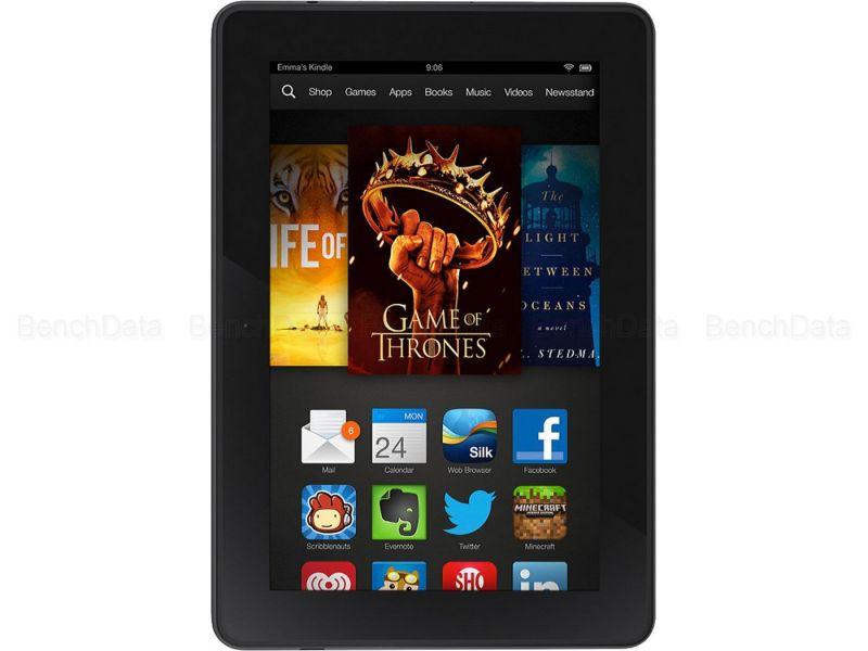 Amazon Kindle Fire HDX 7, 64Go