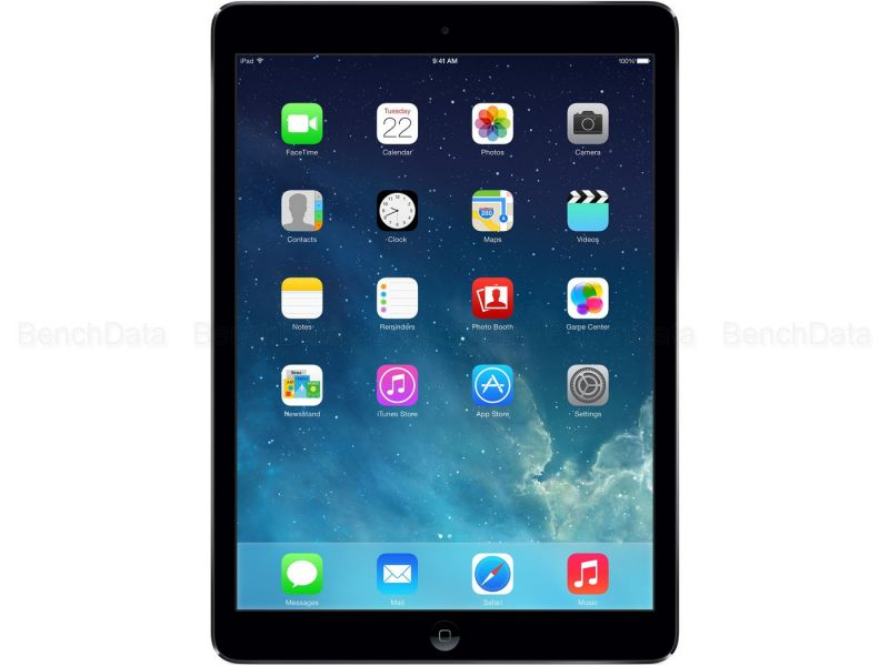 Apple iPad Air Wi-Fi + Cellular, 16Go, 4G