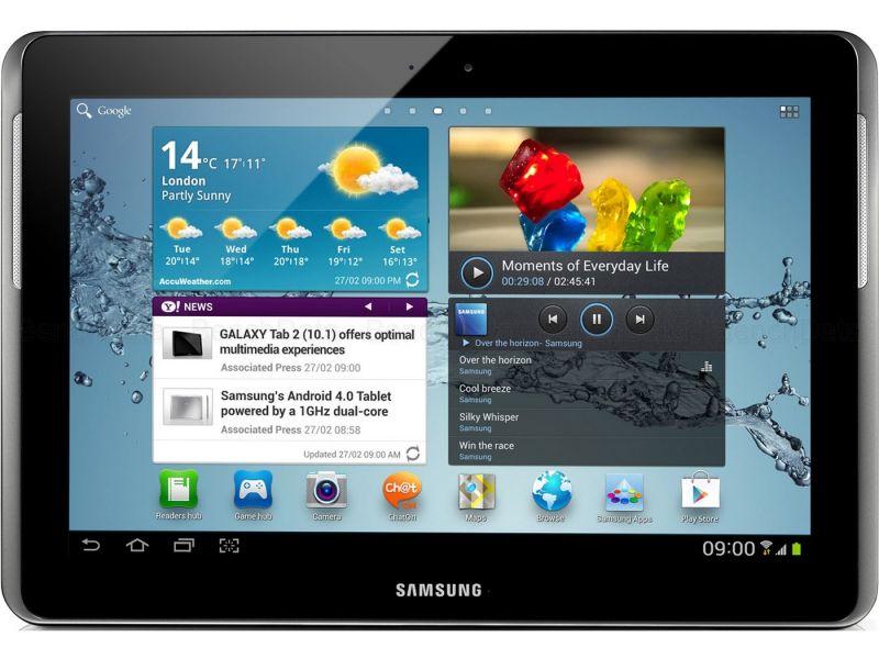 Samsung Galaxy Tab 2 10.1, 16Go