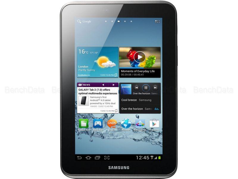 Samsung Galaxy Tab 2 7.0, 16Go