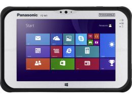 PANASONIC Toughpad FZ-M1, 128Go, 4G photo 1