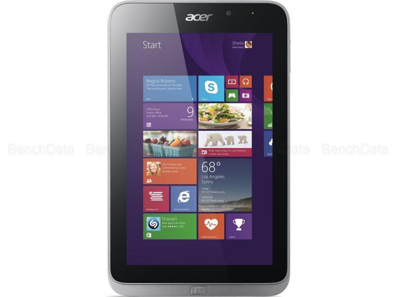 Acer Iconia W4-820, 64Go