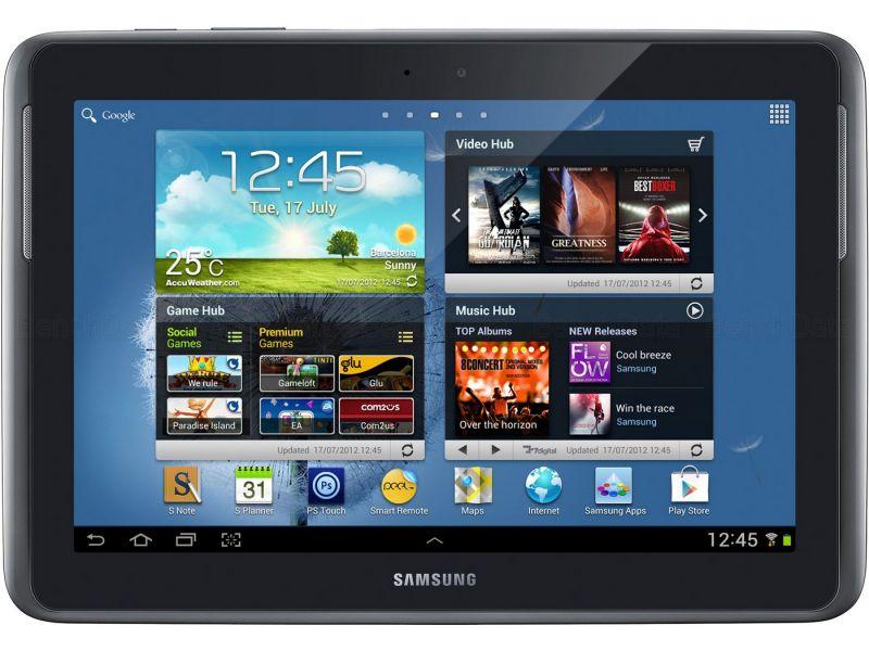 Samsung Galaxy Tab Note 10.1, 16Go, 3G