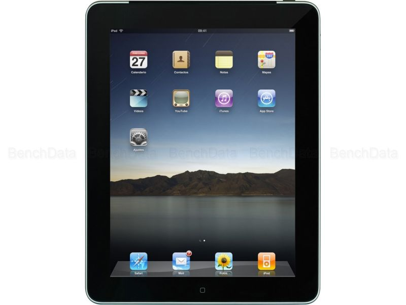Apple iPad Wi-Fi + Cellular, 64Go, 3G