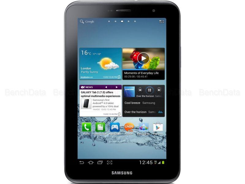 Samsung Galaxy Tab 2 7.0, 16Go, 3G