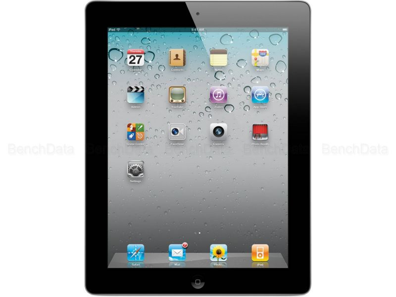 Apple iPad 2 Wi-Fi, 32Go