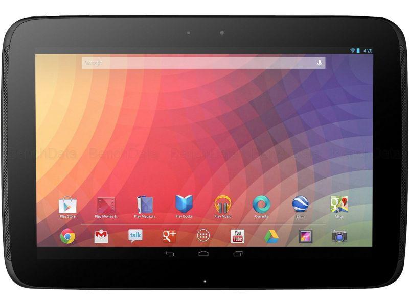 Samsung Nexus 10, 32Go