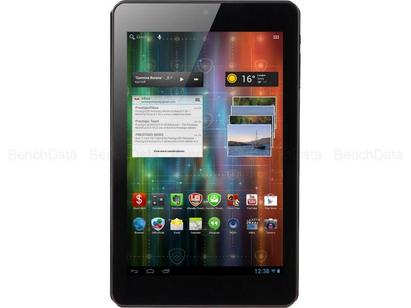 Prestigio MultiPad 7.0 Ultra Duo, 8Go