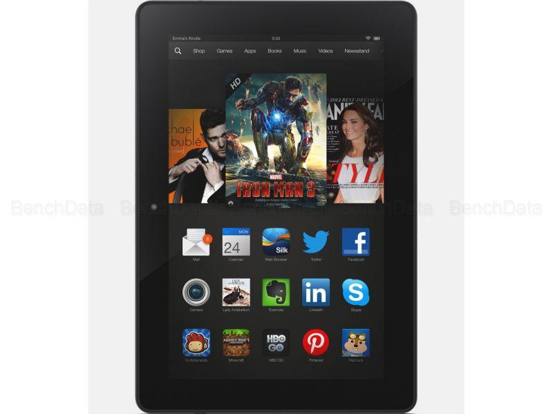 Amazon Kindle Fire HDX 8.9, 16Go