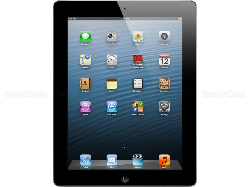 Apple iPad 4 Retina Wi-Fi, 64Go