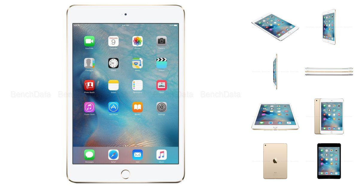 apple ipad mini 4 wi fi 64go tablettes. Black Bedroom Furniture Sets. Home Design Ideas
