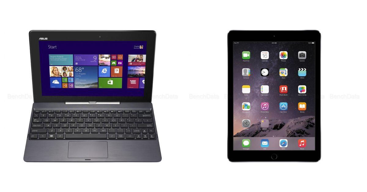 comparatif asus t100 ta 32go vs samsung galaxy tab s2 ve 9 7 32go tablettes. Black Bedroom Furniture Sets. Home Design Ideas