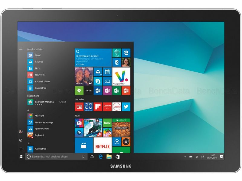 Samsung Galaxy Book 10.6, 64Go