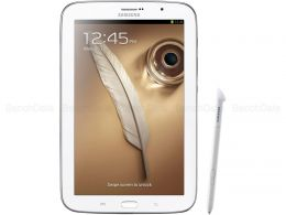 Samsung Galaxy Tab 8.0, 16Go, 3G photo 1