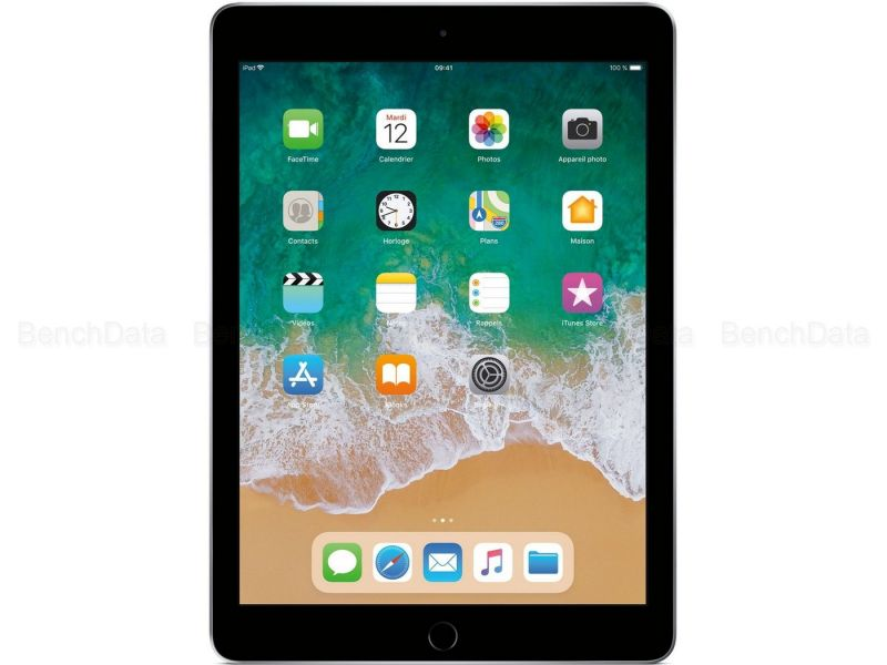 Apple iPad 9.7 2018 Wi-Fi, 128Go