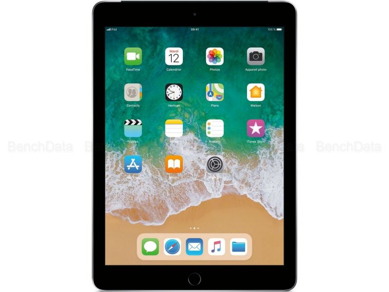 Apple iPad 9.7 2018 Wi-Fi + Cellular, 32Go, 4G